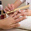 Technology of nail extension: gel and acrylic extension